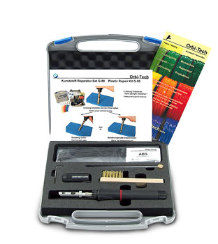 Plastic Repair Kit G-80