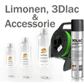 Limonen 3Dlac and Accesorries