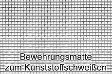 Bewehrungsmatte (ca. 20 x 30 cm)