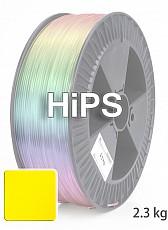 HiPS Filament 1.75 mm, 2.300 g, Gelb