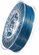 PLA 3D Filament 1.75 mm, 750 g, Metallic-Blau