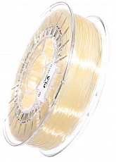 PLA 3D Filament 1,75 mm, 750 g, Natur / Transparent