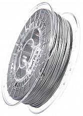 Soft PLA 3D Filament 1.75 mm, 750 g, Silber
