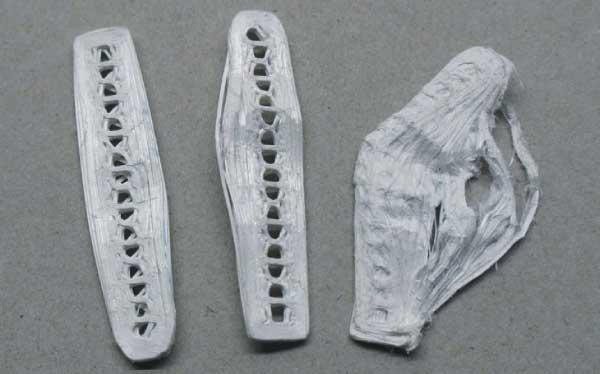 Poro-Lay Lay-Felt Filament