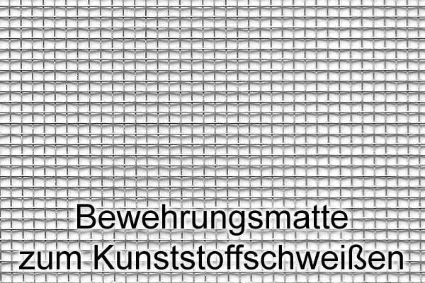 10 Bewehrungsmatten (je ca. 20 x 30 cm)