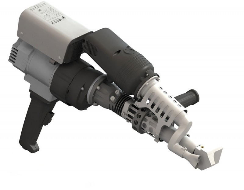 Munsch MAK 36 B Extruder