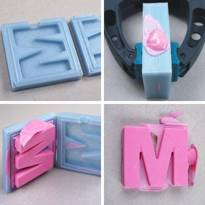 MoldLay (casting wax) Filament 2 85 mm 250 g - Orbi-Tech