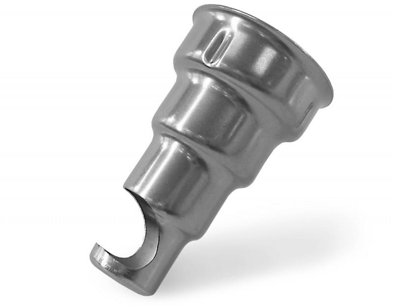 Soldering reflector nozzle