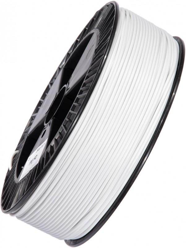 PE-HD Schweißdraht 4 mm 2,2 kg auf Spule, Weiß
