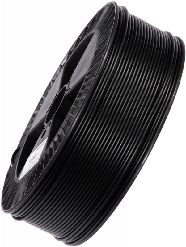 PE-HD Schweißdraht 4 mm 2,2 kg auf Spule, Schwarz
