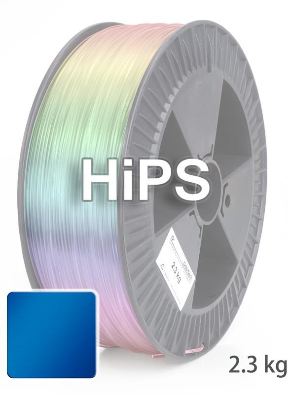 HiPS Filament 1.75 mm, 2,300 g, Blue