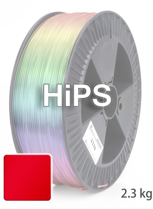 HiPS Filament 1.75 mm, 2.300 g, Rot