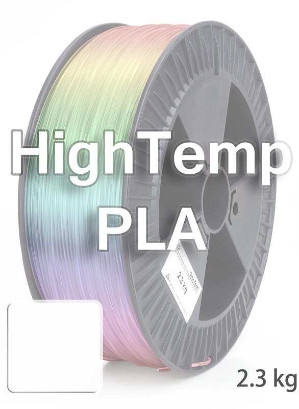 High-Temp PLA 3D Filament 1,75 mm, 2.300 g, Natur
