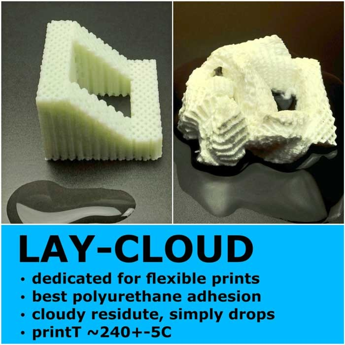 Lay-Cloud 3D Filament, 250 g, 1.75 mm