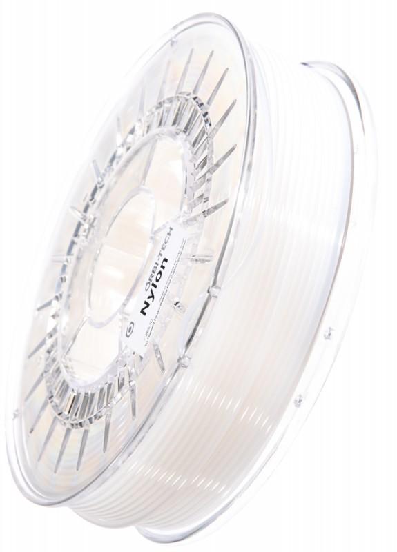 Nylon Filament 2,85 mm, 750 g, Natur / Opak