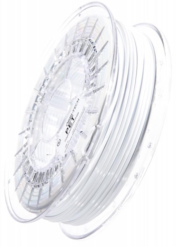 PET 3D Filament 2,85 mm, 750 g, Weiß