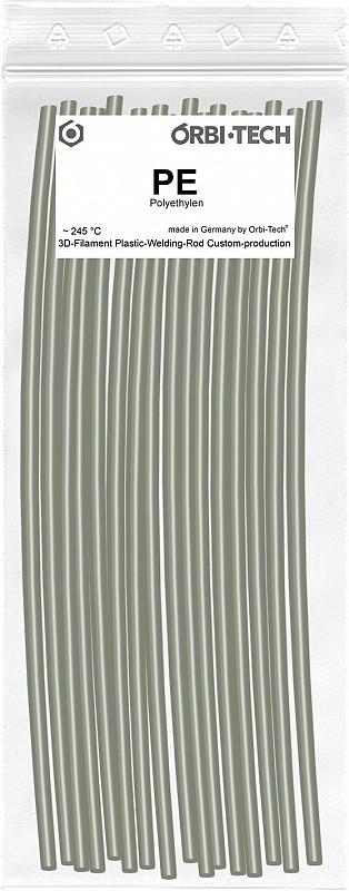 PE Reparatur-Sticks (25 Sticks á 20 cm) Grau