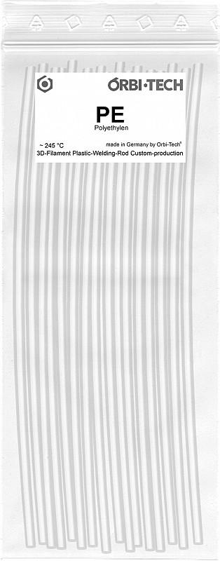 PE Reparatur-Sticks (25 Sticks á 20 cm) Weiß