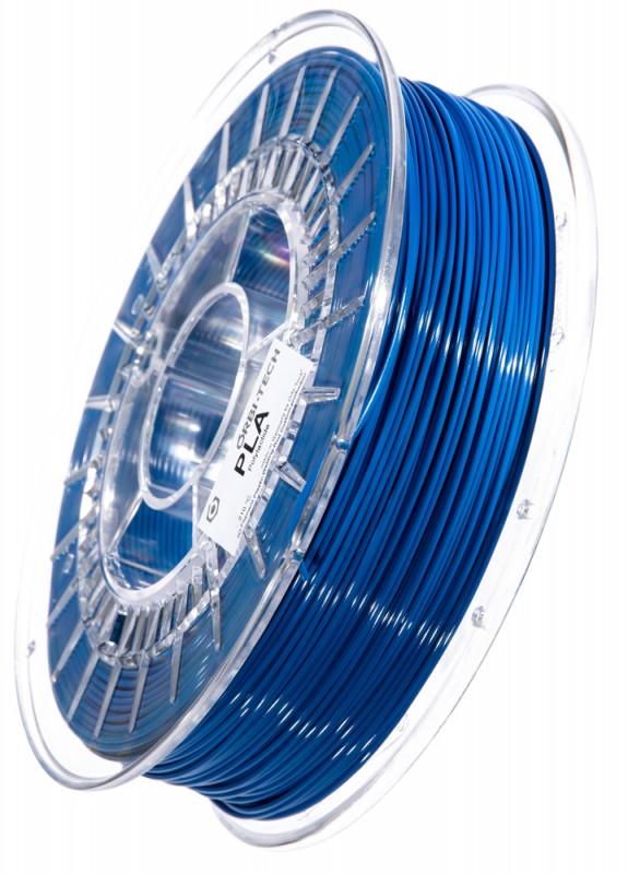PLA 3D Filament 1.75 mm, 750 g, Blau