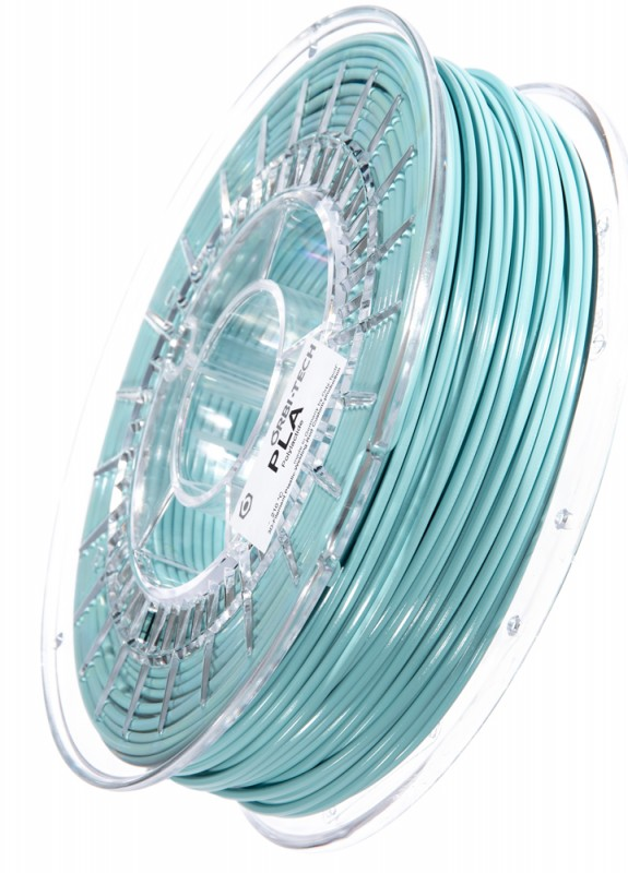 PLA Filament 2,85 mm, 750 g, Pastel-Türkis