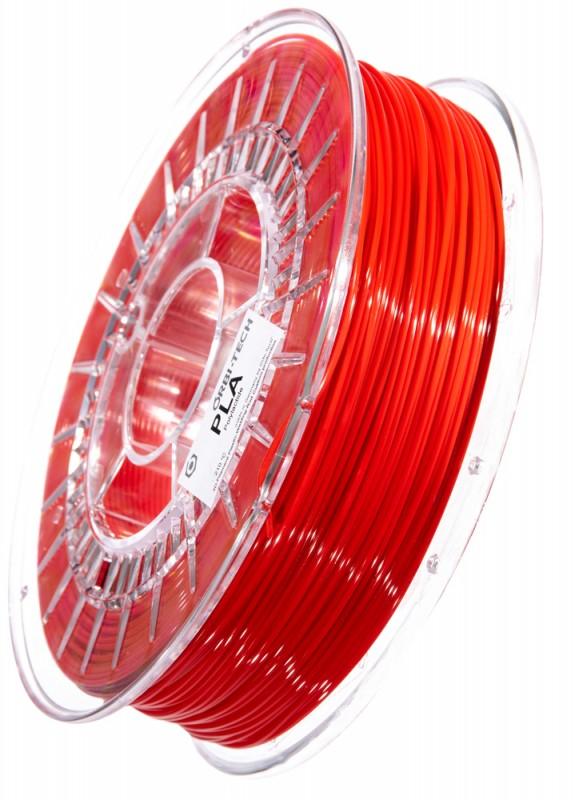 PLA 3D Filament 1.75 mm, 750 g, Rot