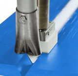 V-Weld or X-Weld, 40 mm long Welding nozzle for the Munsch MAK 18 and MAK 25