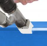 Corner-Weld, 40 mm long Welding nozzle for the Munsch MAK 18 and MAK 25