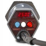 Heißluftgebläse Steinel HG 5000 E mit Metall-Koffer
