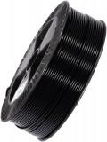 ABS Welding Rod 4 mm 2.2 kg on spool, Black