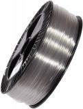 ABS Welding Rod 3 mm 2.3 kg on spool, Transparent
