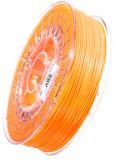 ABS 3D Filament 1.75 mm, 750 g Luminous-Orange