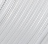 ABS 3D Filament 2,85 mm, 750 g Weiß