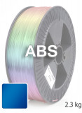 ABS Filament 1,75 mm, 2.300 g Blau