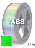 ABS Filament 1,75 mm, 2.300 g Grün
