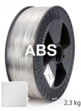 ABS Filament 1,75 mm, 2.300 g Klar / Transparent