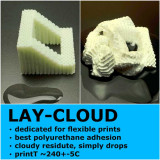 Lay-Cloud 3D Filament, 250 g, 2,85 mm