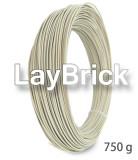 LayBrick Stein 3D Filament 1,75 mm, 750 g