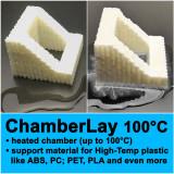 ChamberLay 100°C 3D Support Filament, 250 g, 1.75 mm