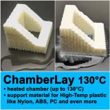 ChamberLay 130°C 3D Stütz Filament, 250 g, 1,75 mm