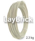 LayBrick Stein 3D Filament 1,75 mm, 2.300 g