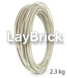 LayBrick Stein Filament 2,85 mm, 2.300 g