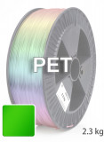 PET Filament 2,85 mm, 2,300 g, Grün