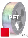 PET Filament 1,75 mm, 2.300 g, Rot