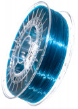 PET Filament 1,75 mm, 750 g, Blau-Transparent