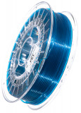 PET Filament 2,85 mm, 750 g, Blau-Transparent