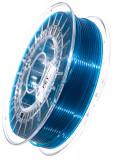 PET 3D Filament 2,85 mm, 750 g, Blau-Transparent