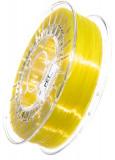 PET 3D Filament 1,75 mm, 750 g, Gelb-Transparent