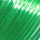 PET 3D Filament 2,85 mm, 750 g, Grün-Transparent