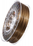PLA 3D Filament 1.75 mm, 750 g, Gold / Bronze