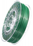 PLA 3D Filament 1.75 mm, 750 g, Metallic-Grün